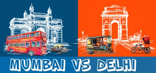 Delhi-vs-mumbai-_key